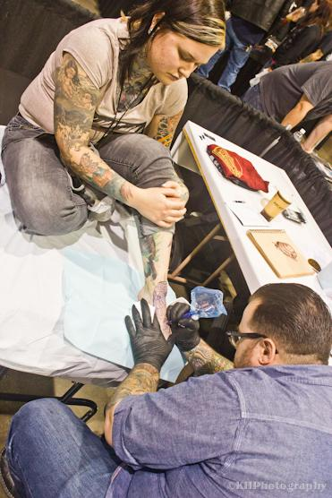 0006 (Portland Tattoo Expo Day 1) by Kyle Helstein