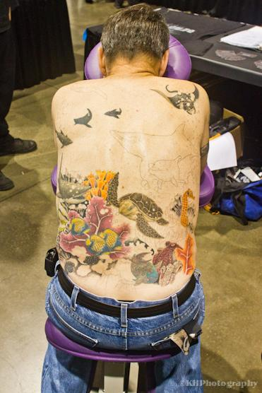 0010 (Portland Tattoo Expo Day 1) by Kyle Helstein