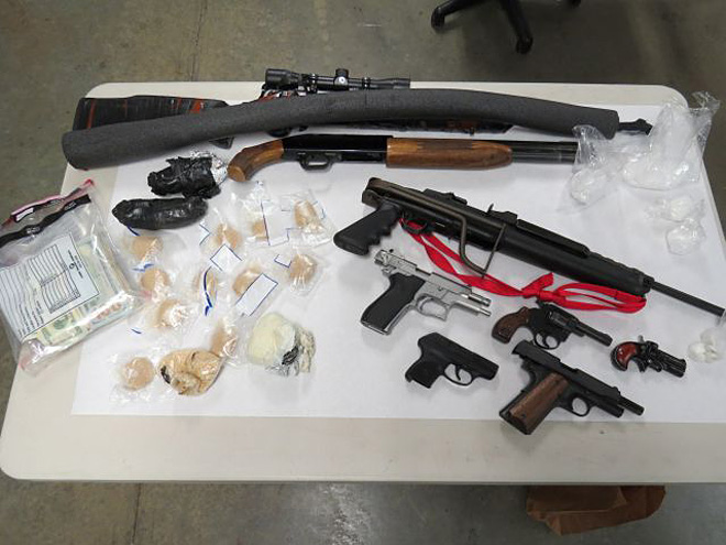 Police make record heroin bust