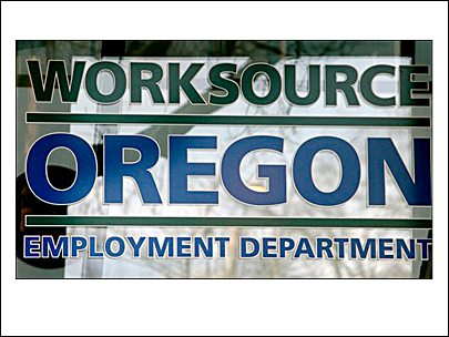 The front door of a Worksource Oregon Employment center