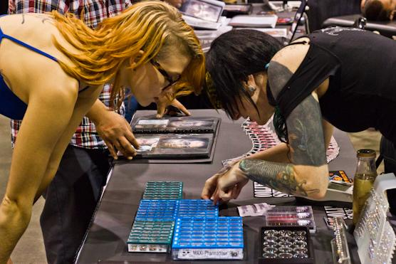 0215 (Portland Tattoo Expo Day 2) by Kyle Helstein