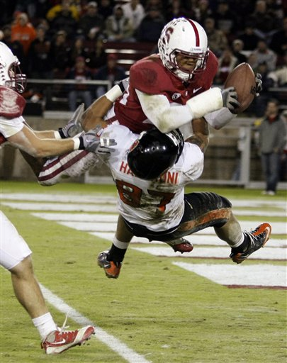 Oregon St Stanford Football