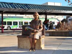 More Photos from Rosa Parks Dedication