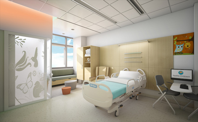 Children's Hospital designs first cancer unit for young adults