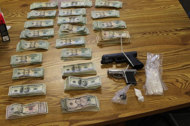 Oregon Coast heroin, meth operation busted