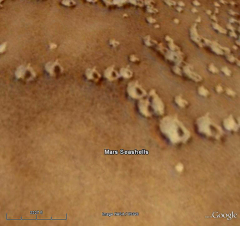 Mars objects proof of life