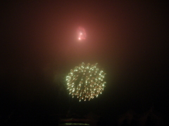 4th of July Fireworks in Florence!!