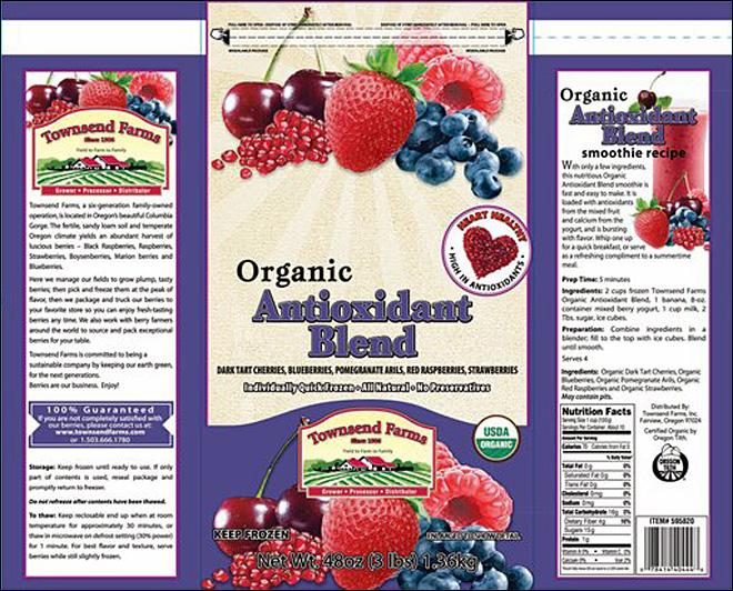 Hepatitis A linked to Oregon frozen berries sickens 87