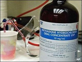 CDC: Methadone deaths may have peaked