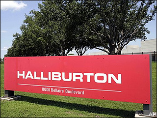 High court won't hear case against Halliburton
