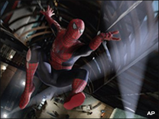 Marvel's Peter Parker in perilous predicament