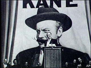 'Vertigo' trumps 'Citizen Kane' in critics poll