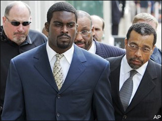 Michael Vick leaves prison for home confinement
