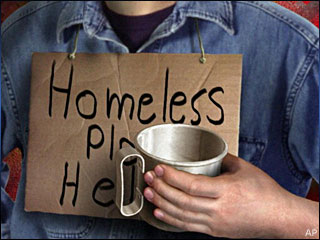 Is panhandling legal? Yes - and no