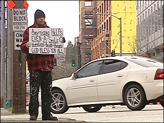 Judge: Panhandling protected by Constitution