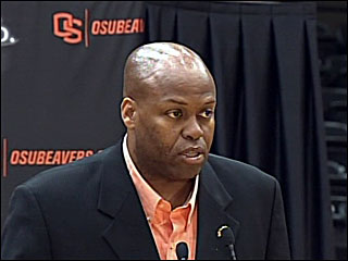 Challenge doesn&#39;t scare new Beavers coach