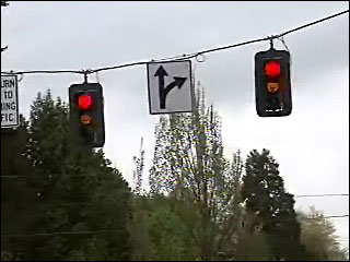 Traffic signal slow? You can help