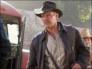 'Indiana Jones & the Kingdom of the Crystal Skull'