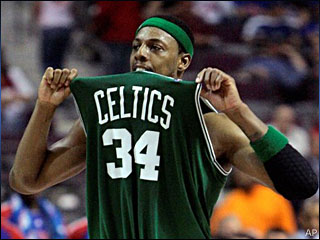 Pierce-led Big 3 lifts Celtics to 89-81 win over Pistons