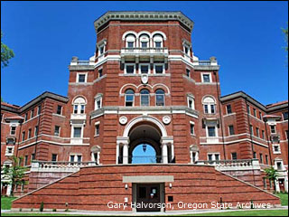 OSU on National Register of Historic Places