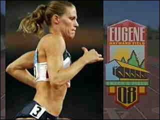 Second chance lands Eugene runner in Olympics