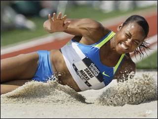 Marks, McLain make US Olympic team in triple jump