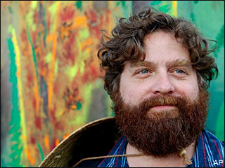 Zach Galifianakis' ramshackle comedy wins devotees
