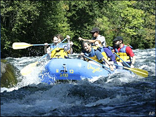 Guide: Avoid Marten Rapids on McKenzie River