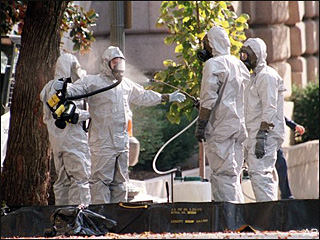 AP Source: FBI formally closes anthrax case