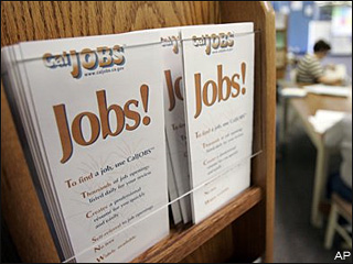 Get a Job: 'The economy is starting to turn around a little bit'