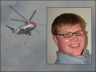 Missing firefighter is from Eugene