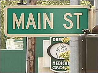 Oregon Main Street program goes mainstream