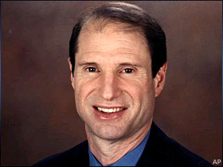 US Senator From Oregon Ron Wyden