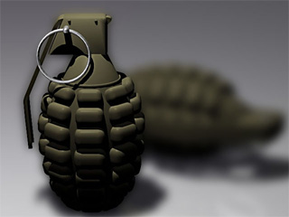 Achtung! Dog plays fetch with live grenade in Germany
