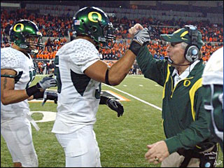 UO football coach Bellotti next athletic director; Kelly to stay as coach