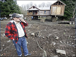 A year later, Vernonia still recovering from devastation