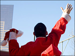 Ho, ho, no! SantaCon stuffs Portland&#39;s stockings