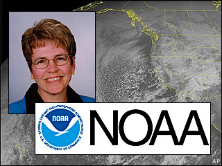 NOAA chief from OSU to leave post in February