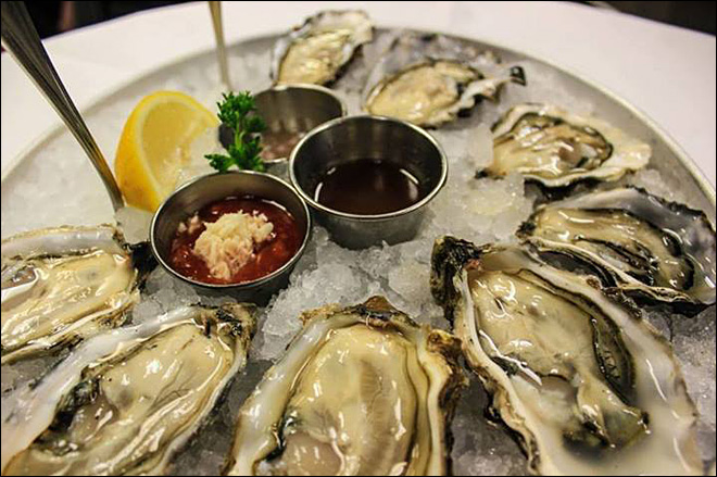 Oyster lovers beware: Shellfish infections twice as common this year