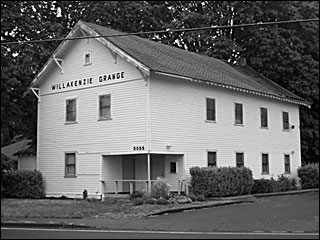 Eugene grange hall a national historic place