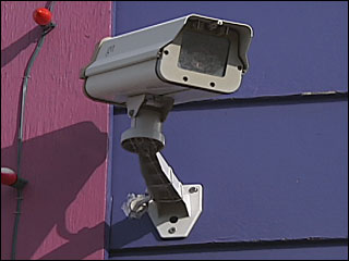 Security camera videos help report the news