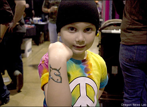 Tattoo Kid