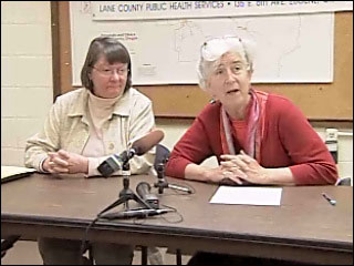 Lane County takes swine flu precautions