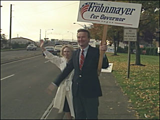Dave Frohnmayer reflects on losing the 1990 gubernatorial race
