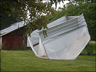 Confirmed: Tornado hit Oregon
