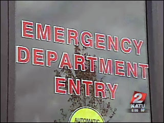 emergency department entry