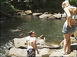 Cool off at Lane County&#39;s best swimming holes