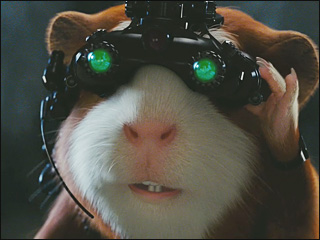 'G-Force' likely to put guinea pigs atop pet list
