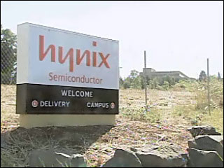 Hynix plant sale could mean jobs for Eugene