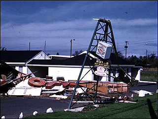 'Columbus Day Storm' hit region 47 years ago